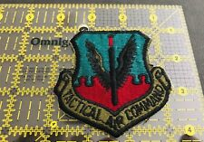 United States Air Force Tactical Air Command Air Force Patch Iron On Sew On