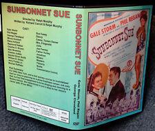 SUNBONNET SUE DVD 1945 Gale Storm Phil Regan Alan Mowbray George Cleveland