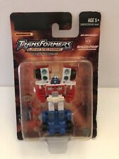 Transformers Universe Optimus Prime Spy Changers Action Figure Hasbro 2004 RARE