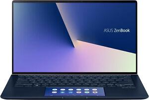 Asus ZenBook 14 14 Zoll i5-10210U 1.6GHz 8GB RAM 512GB SSD blau - Zustand gut
