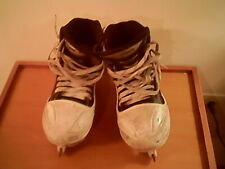 Ccm 652 Super Tacks Goalie Skates, 5.5 Us, 38.5 Euro, black, white & gray, Youth