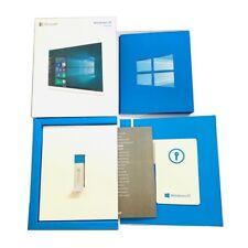 Microsoft Windows 10 Home USB Drive 32/64 Bit Full Version (Brand New Retail)