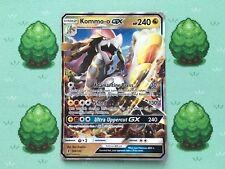 Pokemon - Kommo-o GX - 100/145 - SM Guardians Rising - Half Art