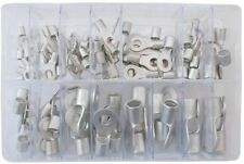 ASSORTED OPEN RING TERMINALS CRIMPS 10 - 70mm² BATTERY WELDING CABLE LUGS AT165