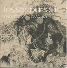 (785A) Lesser Panda, Ghostdance / Carousel - DJ CD