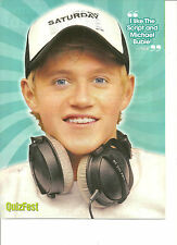 One Direction, Niall Horan,  Full Page Pinup