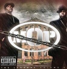 New: M.O.P.: The Legends, Vol. 5 Explicit Lyrics Audio CD