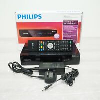 Philips HDTP8530 500GB Dual Twin Tuner Freeview+ HD Recorder DLNA Media Player
