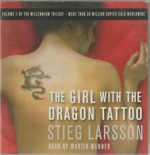 The Girl With The Dragon Tattoo, Stieg Larsson - 6 CD Audiobook