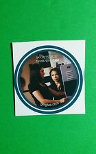 "THE SECRET CIRCLE AT LOCKER SCHOOL STILL TV SMALL 1.5"" GET GLUE GETGLUE STICKER"