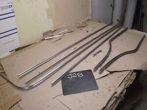 1959 1960 STUDEBAKER LARK 59 60 61 4 DOOR SIDE BELTLINE BODY TRIM MOLDING BELT