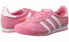 adidas Originals Dragon OG Women's Girl's Junior Trainers Shoes Pink BB2489
