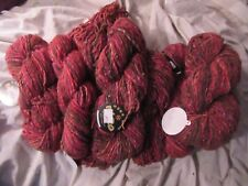 8 Skeins Noro Iro Wool Silk Yarn Knitting Crochet Yarns  Color 9