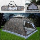 Outdoor 2 Person 4Season Camping Hiking Waterproof Folding Tent Camouflage