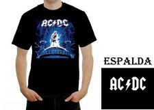 CAMISETA ACDC AC/DC BALLBREAKER T-SHIRT ROCK HEAVY METAL