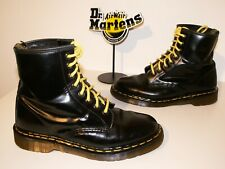 Dr. Martens 1460 smooth leather boots made in ENGLAND 8-eye UK 7 EU 41 (doc292)