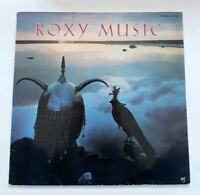 ROXY MUSIC Avalon 1982 German Vinyl LP + Inner Original 2311 154