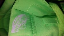 Vans Mens Sk8-Hi Winter Moss Green White Canvas Suede Skate Shoes Size 8.5 NWT