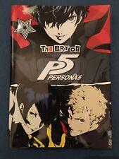 The Art of Persona 5 - Artbook - PRIMA GAMES - RARO