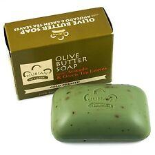 Nubia aceite de oliva y el té verde Jabón 5 Oz
