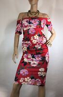 ASOS SIZE 8 FLORAL MATERNITY DRESS NWT FORMAL, PARTY/COCKTAIL
