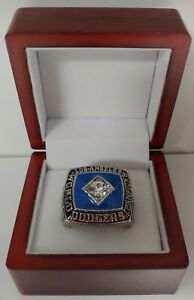 Steve Garvey - 1981 Los Angeles Dodgers World Series Custom Ring WITH Wooden Box