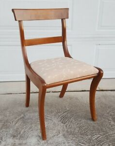 Set of 4 - Harden Solid Cherry Dining Side Chairs