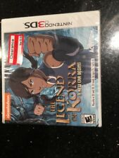 The Legend of Korra: A New Era Begins 3DS Brand New Factory Sealed