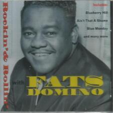 Fats Domino - Rockin' & Rollin' new CD album sealed