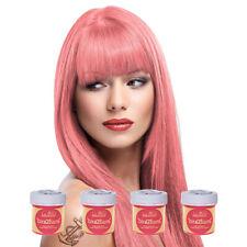 La Riche Directions Pastel Pink Semi-Permanent Colour Hair Dye Kit 4 Pack 88ml