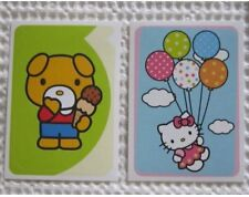 Lot Of 15 Hello Kitty Panini Stickers SIL-#12-16,19,20,22,23,28-30,36,62,66,67