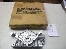 Chrysler Pacifica 2004-2006 3.5 Ölpumpe oil pump Mopar 04663844 NEU