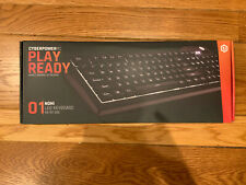 NOHI LED KEYBOARD PLAY READY CYPERPOWERPC WIRED GAMING KEYBOARD