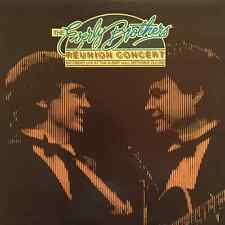 THE EVERLY BROTHERS - The Everly Brothers Reunion Concert (Double LP) (EX/VG+)