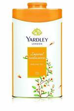 Yardley London - Imperial Sandalwood Talc for Women, 250g RK QD864