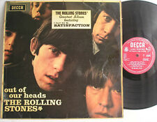 Rolling Stones Out of Our Heads LP 1st press UK 1965 UK export copy