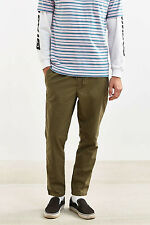 BNWT Shore Leave by Urban Outfitters Hartman Khaki Cropped Beach Pants Large