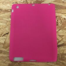 For Apple iPad 2 Case Bright Matte Rubber Protective Slim Fit Silicone Gel Cover