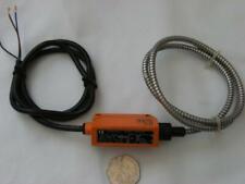 IFM Electronic OU5001 OUF-HPKG Fiber optic amplifier + fibre optic sensor