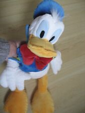 "NEW  Large 18"" DISNEY STORE Donald Duck PLUSH TOY Super Soft SAILOR OUTFIT"