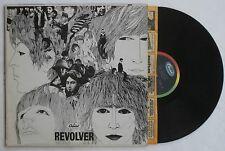 Revolver The Beatles Scranton Mono 1st Press Record Machine Stampers No RIAA #