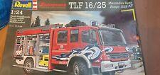 Revell Mercedes Benz Atego 1529AF TLF 16/25 Schlingmann Maßstab 1:24
