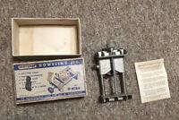 Vintage CRAFTSMAN No 9-4186 DOWELING JIG In Original Box