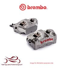 BREMBO M4 108  MONOBLOCK CALIPERS INC PADS ( PAIR ) 220A39710