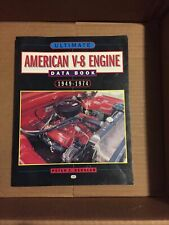 Ultimate American V-8 Engine Data Book 1949-1974, Used PB, Shipped Free