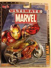 Triumph Daytona 955i Iron Man motorcycle 1/18 955 i Ultimate Marvel Maisto