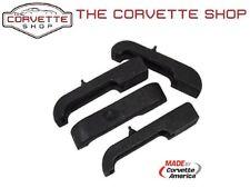 """C3 Corvette 2"""" Radiator Mount Rubber Cushion 4pc Upper & Lower 1976-1980 33512"""