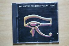 The Sisters Of Mercy – Vision Thing - Electronic, Rock, 1990 (Box C84)