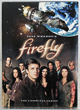 Firefly The Complete Series Joss Whedon 4-disk Dvd Set