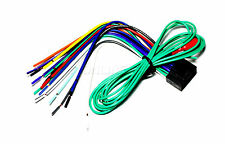 WIRE HARNESS FOR JVC KW-AV70BT KWAV70BT *PAY TODAY SHIPS TODAY*